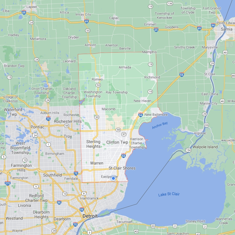 Macomb County Michigan