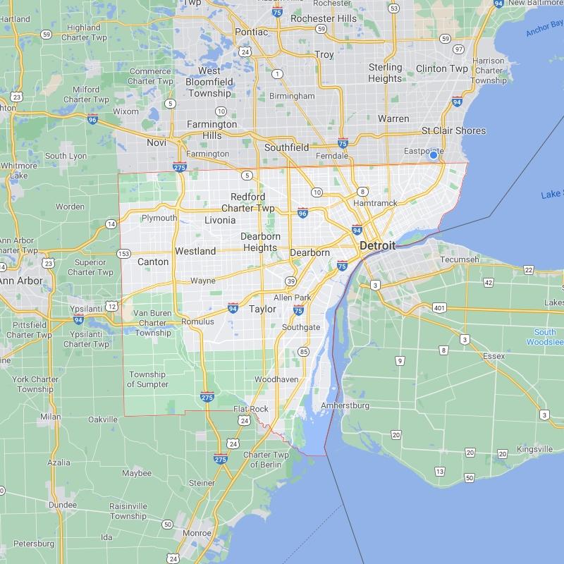 Wayne County Michigan
